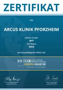 KnorpelRegister-Teilnehmerurkunden_Gold_2017_Pforzheim