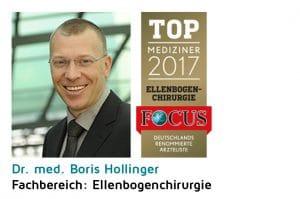 FOCUS Dr. med. Boris Hollinger
