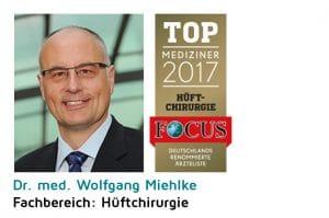 FOCUS Dr. med. Wolfgang Miehlke