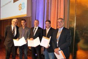 VSOU und Preisträger Carl-Rabl Preis 2017