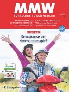 Cover MMW Ellenbogenschmerzen