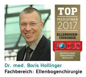 Dr. Hollinger Ellenbogenspezialist