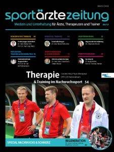 """Zeitschrift sportärztezeitung """"Der Tennisellenbogen"""""""