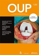 Titelseite der OUP 03/2019
