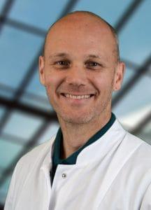 PD Dr. med. Peter Balcarek Leitender Arzt und Kniegelenksexperte