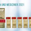 FOCUS Klinikliste 2021 und TOP Mediziner