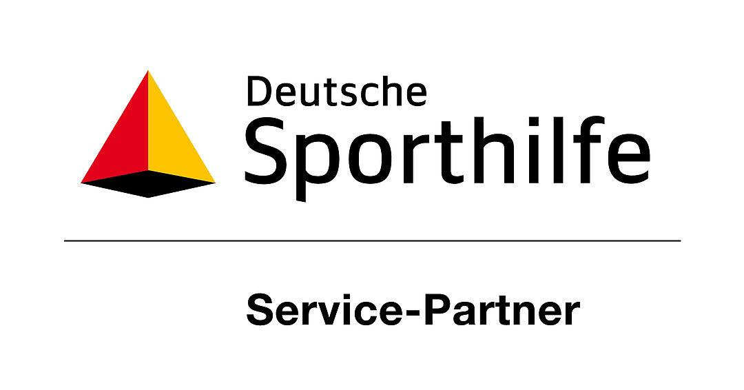 Logo Deutsche Sporthilfe Service-Partner