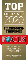 Focus TOP Mediziner 2020 - Ellenbogenchirurgie