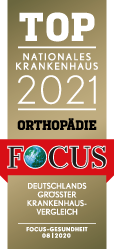 Focus Award TOP 2021 - Orthopädie