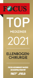 Focus Top Mediziner 2021 Ellenbogenchirurgie